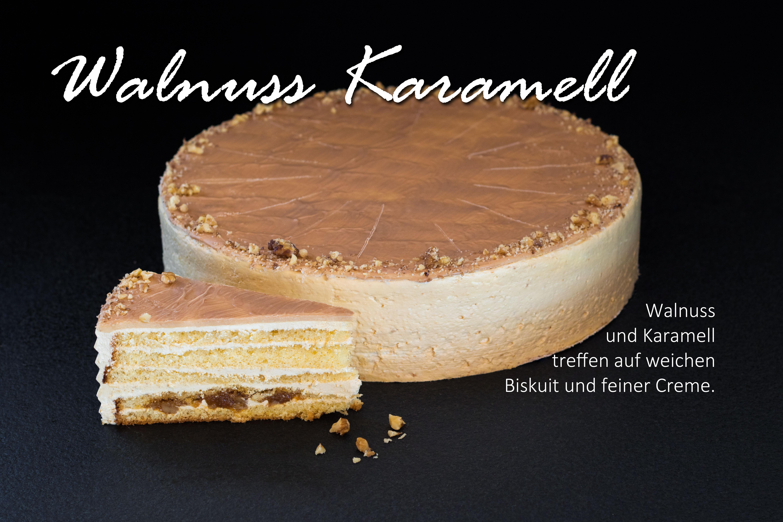 Walnuss Karamell De Backer Becker Ihre Backerei In Der Pfalz